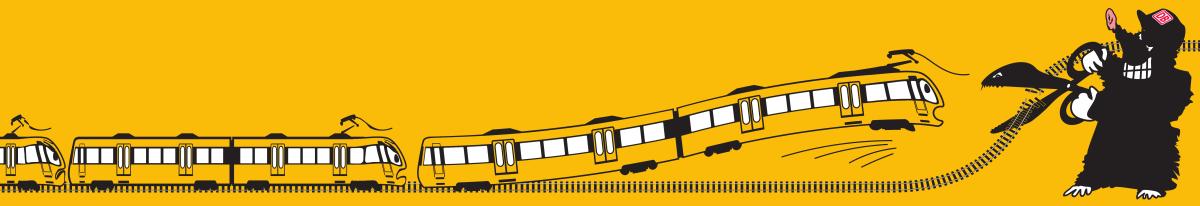 Unsere Stadtbahn